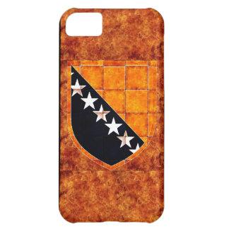 ボスニア・ヘルツェゴビナの旗 iPhone5Cケース