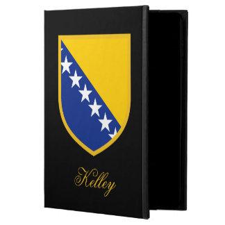 ボスニア・ヘルツェゴビナの旗 POWIS iPad AIR 2 ケース