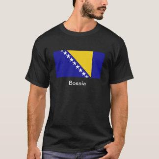 ボスニア・ヘルツェゴビナの旗 Tシャツ