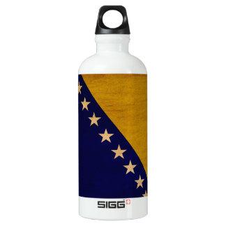 ボスニア・ヘルツェゴビナは印を付けます ウォーターボトル