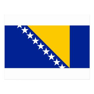 ボスニア・ヘルツェゴビナは印を付けます ポストカード
