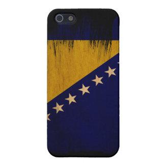 ボスニア・ヘルツェゴビナは印を付けます iPhone 5 ケース