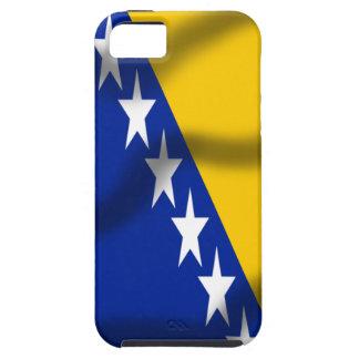 ボスニア・ヘルツェゴビナはIphone 5の箱に印を付けます iPhone SE/5/5s ケース