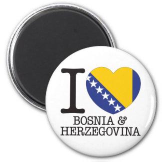 ボスニア・ヘルツェゴビナ愛v2 マグネット