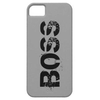 ボスパターンiPhone 5の場合 iPhone SE/5/5s ケース
