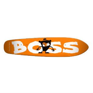 ボス猿板 スケートボード