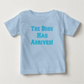 ボス ベビーTシャツ