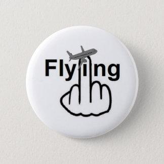 ボタンの飛行フリップ 5.7CM 丸型バッジ