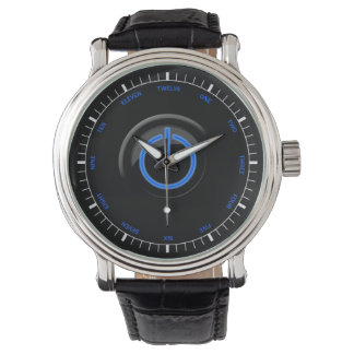ボタンを離れてで押して下さい 腕時計