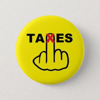 ボタン税フリップ 5.7CM 丸型バッジ