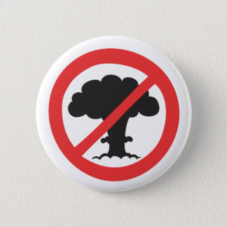 ボタン: 反核兵器の記号 缶バッジ