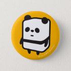 ボタン-箱のパンダ 缶バッジ