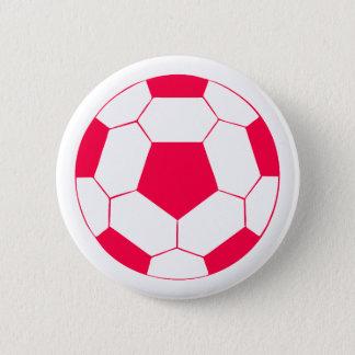 ボタン 5.7CM 丸型バッジ