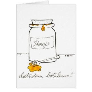 ボツリヌス菌カード カード