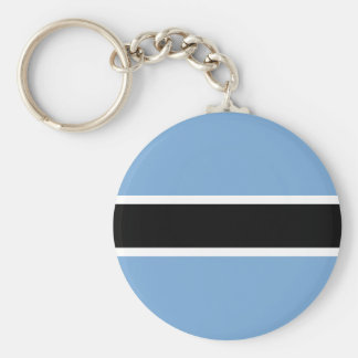 ボツワナの旗 キーホルダー