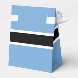 ボツワナの旗 フェイバーボックス