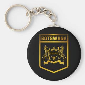 ボツワナの紋章 キーホルダー