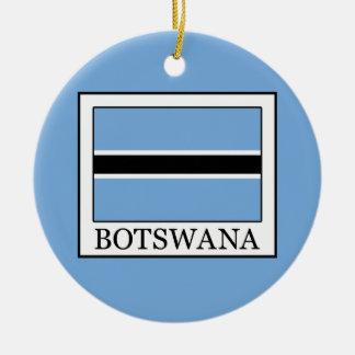 ボツワナ セラミックオーナメント