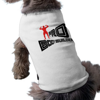 ボディービルダープロ犬の衣類 犬用袖なしタンクトップ