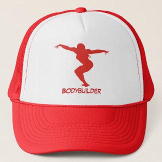 ボディービルダー-帽子 キャップ