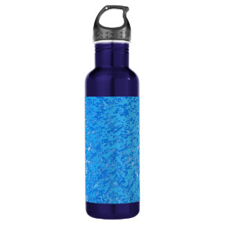 ボトルのグランジな芸術の抽象芸術 ウォーターボトル