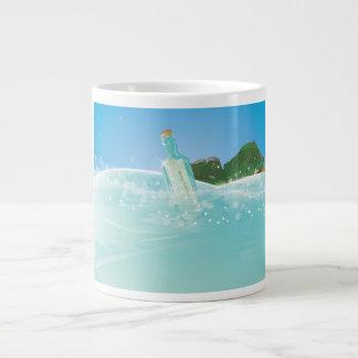 ボトルのメッセージ ジャンボマグカップ