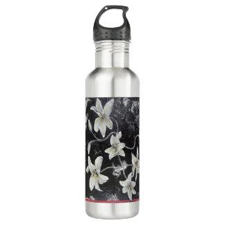 ボトルコレクション-ユリ ウォーターボトル