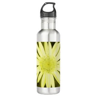 ボトルコレクション-黄色いデイジー ウォーターボトル