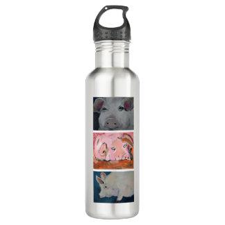 ボトルコレクション- 3 Piggies ウォーターボトル