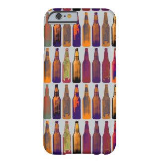 ボトル(ビール)のパターン BARELY THERE iPhone 6 ケース