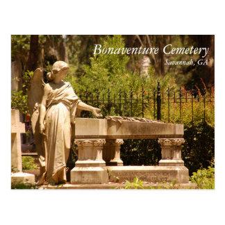 ボナヴェントゥラの墓地、サバンナGA ポストカード
