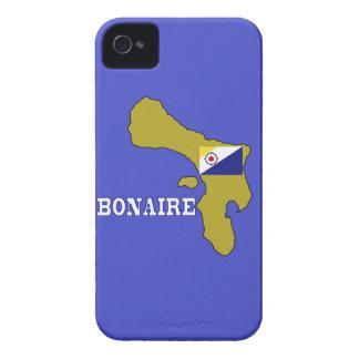 ボネールの旗そして地図 Case-Mate iPhone 4 ケース
