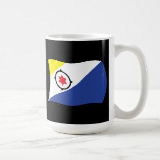 ボネールの旗のマグ コーヒーマグカップ