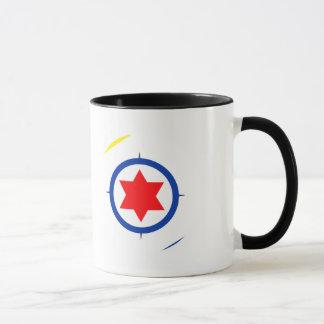 ボネールの旗 マグカップ
