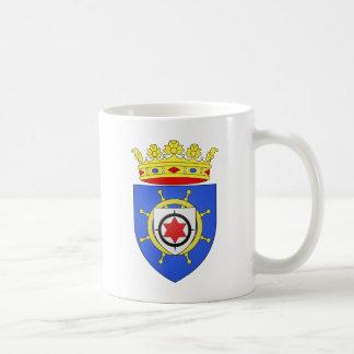 ボネールの紋章付き外衣 コーヒーマグカップ