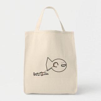 ボビーの魚およびdogfish トートバッグ
