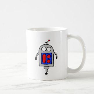 ボビーのdeBotの元のデザイン コーヒーマグカップ