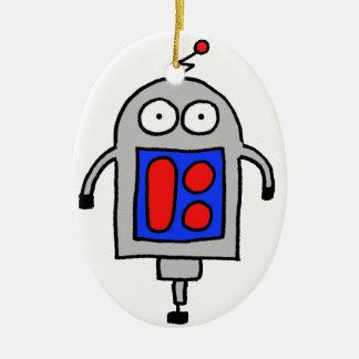 ボビーのdeBotの元のデザイン セラミックオーナメント