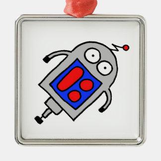 ボビーのdeBotの元のデザイン メタルオーナメント