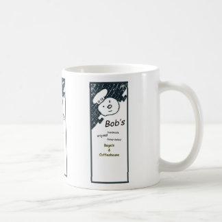 ボブのベーゲルおよび喫茶店 コーヒーマグカップ