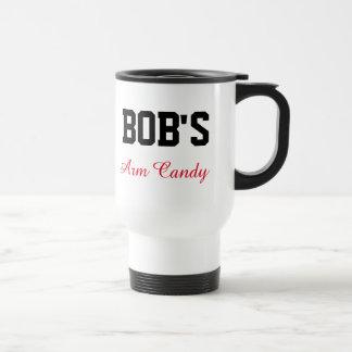 ボブの腕キャンデー トラベルマグ