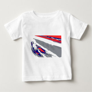 ボブスレー ベビーTシャツ