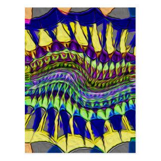 ボヘミアの夢 ポストカード