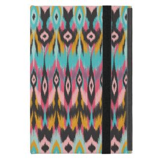 ボヘミアの種族のイカット iPad MINI カバー