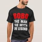 ボボ人神話伝説 Tシャツ