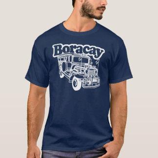 ボラカイ島Jeepney Tシャツ
