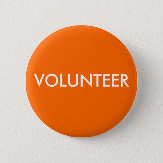 ボランティア 缶バッジ