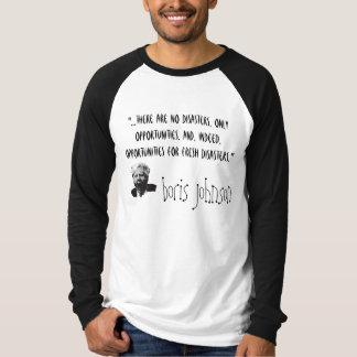 ボリスジョンソン Tシャツ