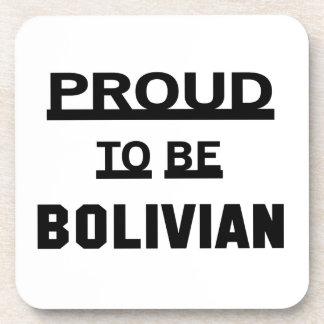 ボリビアがあること誇りを持った コースター