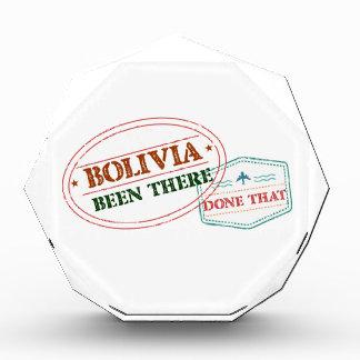 ボリビアそこにそれされる 表彰盾
